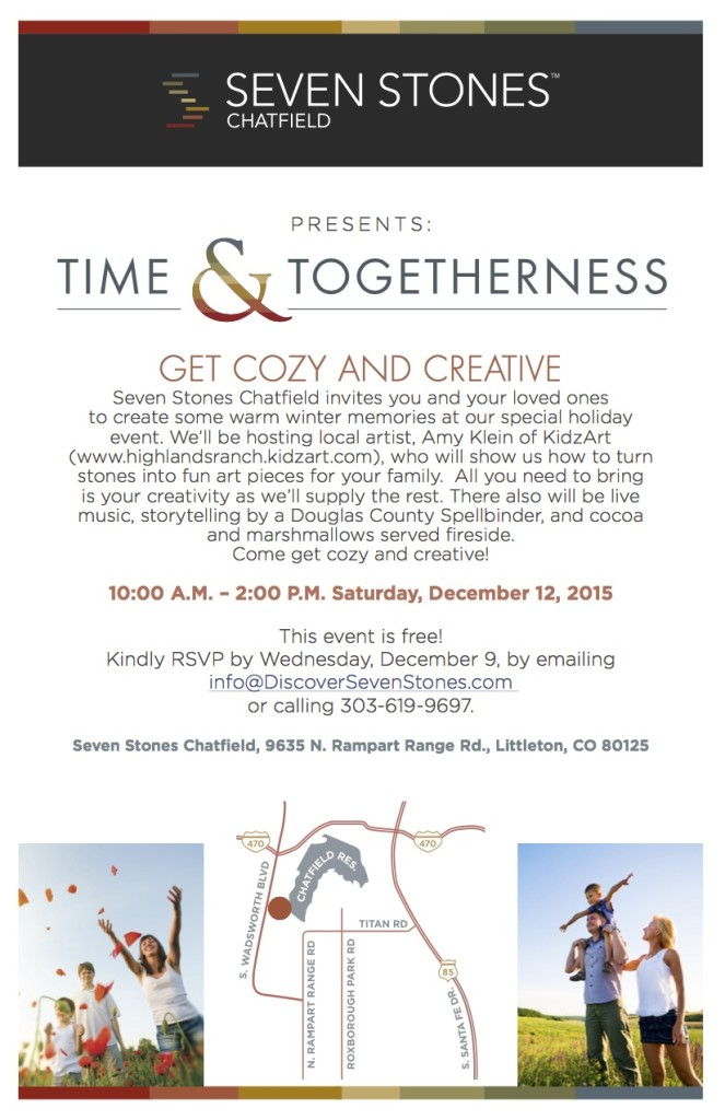 Time and Togetherness event