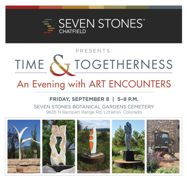 Time & Togetherness Art Encounters at Seven Stones