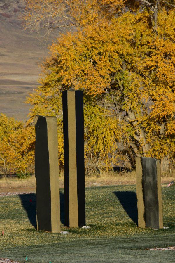 Basalt Cenotaphs at Seven Stones